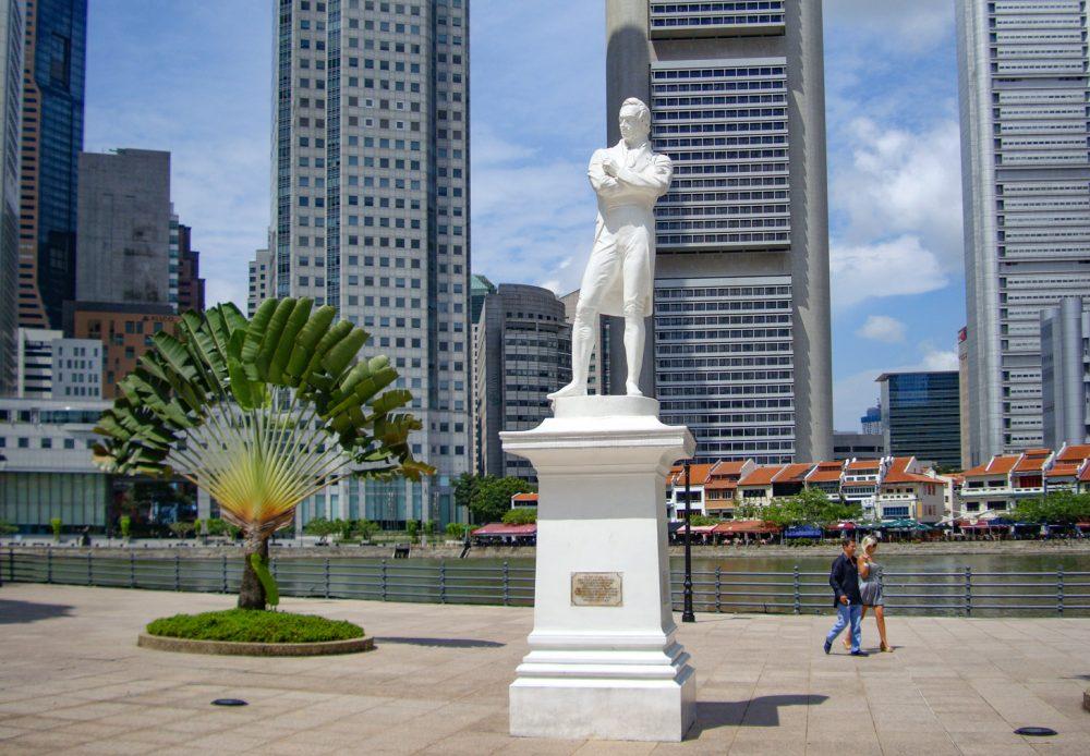 Geschiedenis van Singapore