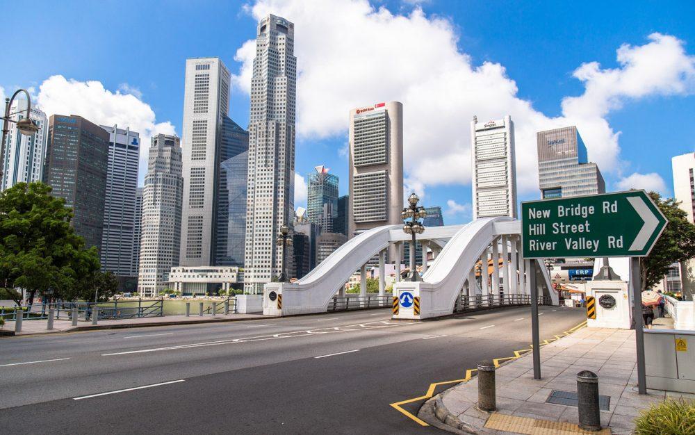 Stopover maken in Singapore